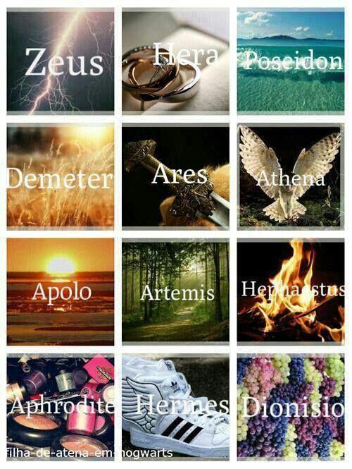Greek Mythology God and Goddesses