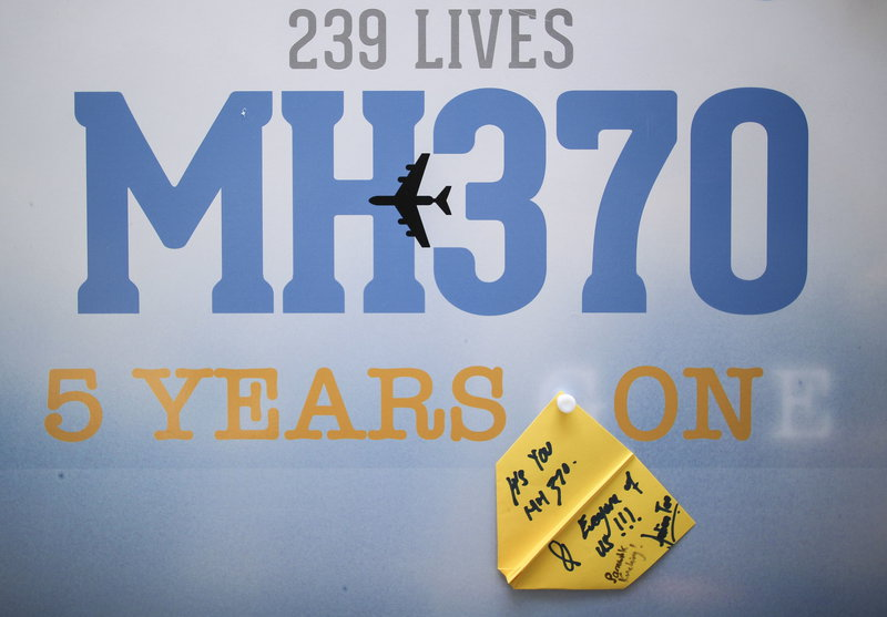 THE DISAPPEARANCE OF FLIGHT MH370 (2019) Documentary Online