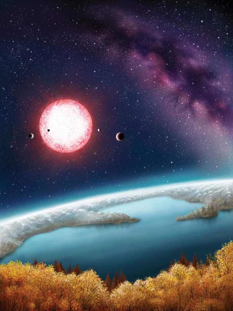 KEPLER 186F-  Life Beyond Earth Full Documentary