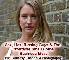 Sex, Lies And Rinsing Guys