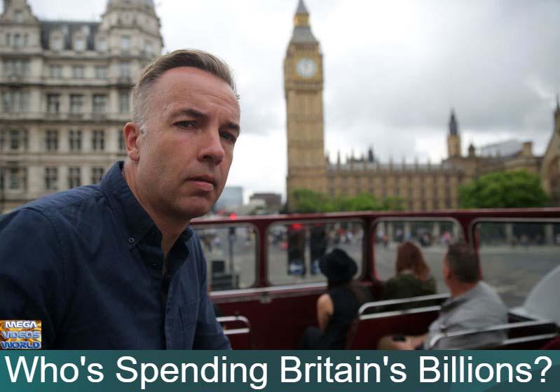 Who's Spending Britain's Billions